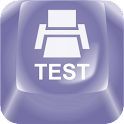Print Test logo