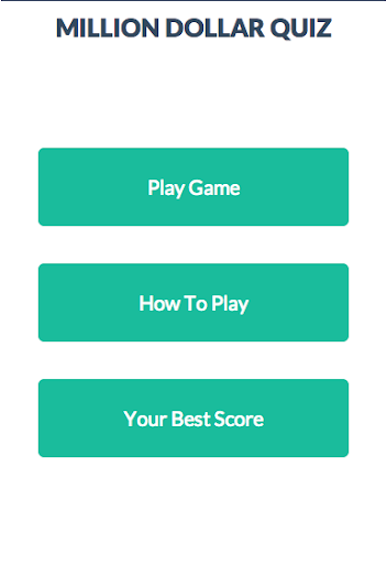 8 of the best quiz and trivia games for Android (2014 edition)