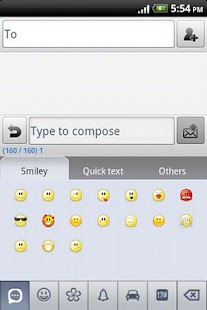 Easy SMS Emoji Plugin - screenshot thumbnail
