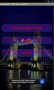 Daily English - screenshot thumbnail
