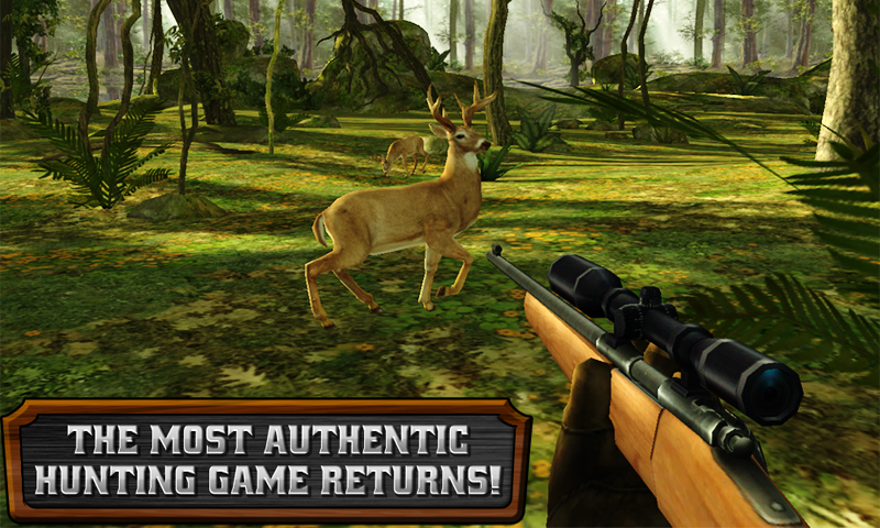 DEER HUNTER RELOADED- screenshot