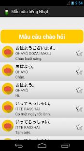 4000 Mẫu câu tiếng Nhật