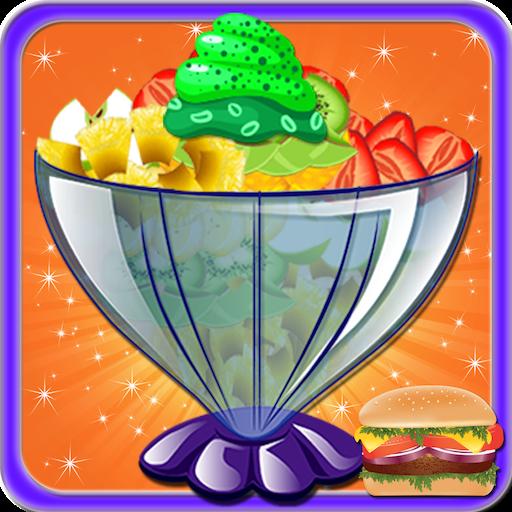 水果沙拉烹飪比賽 休閒 App LOGO-硬是要APP