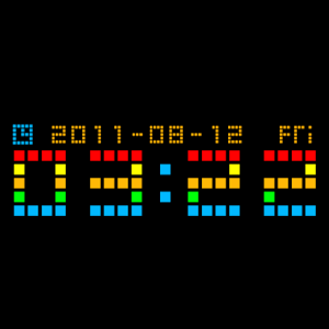 Widget Clock_NDS202 APK