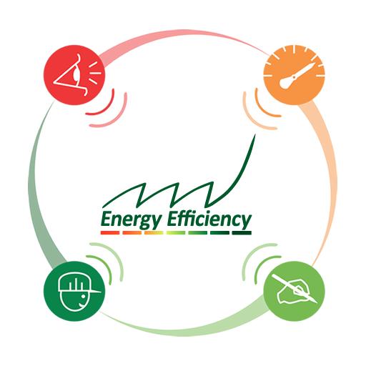 Energy Efficiency LOGO-APP點子