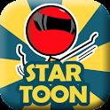 졸라맨 스타툰 logo