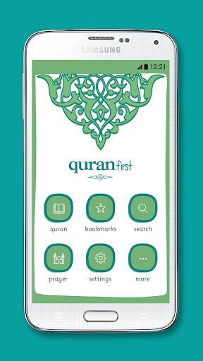 Quran First