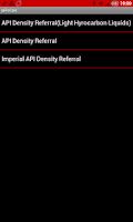 Screenshot of Petroleum Measurement Calc