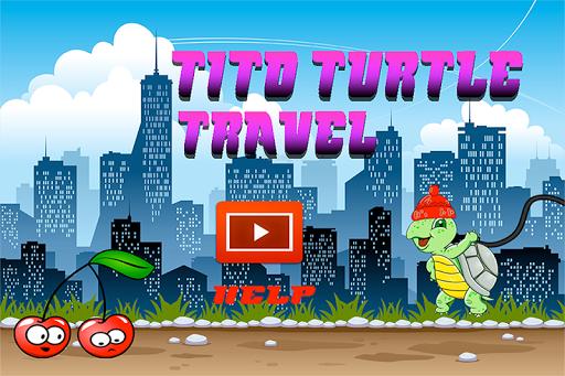 Tito Turtle Travel