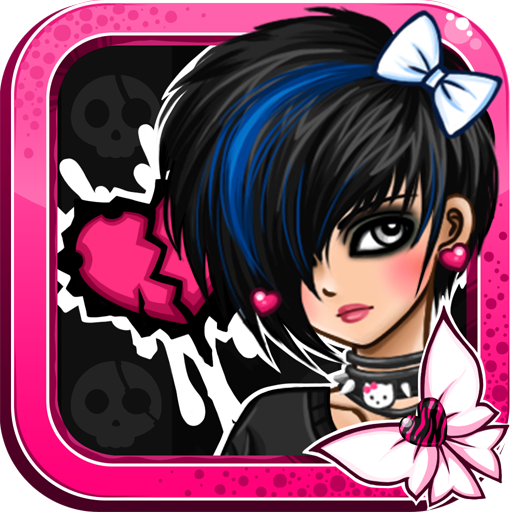 Emo Girl Dress Up Games LOGO-APP點子