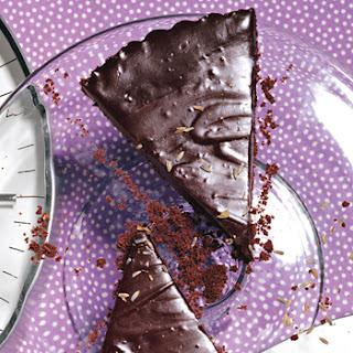 Chocolate-Honey Tart
