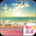Cute Theme-Beachside Story- icon