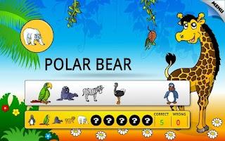 Screenshot of Kids Animals Farm and Zoo Free