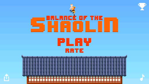 Balance of the Shaolin