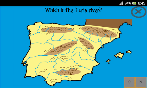Iberia: Rivers and Mountains- screenshot thumbnail