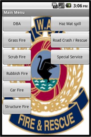 Fire Incident Report Pro - screenshot