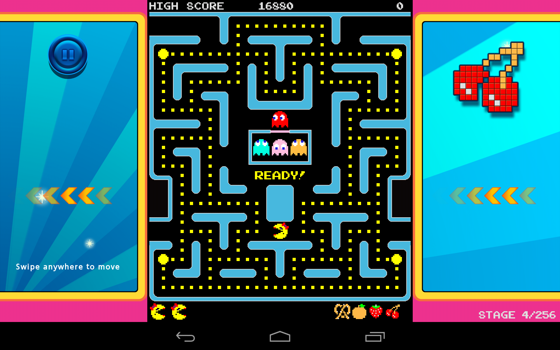 Ms. PAC-MAN by Namco screenshot #7