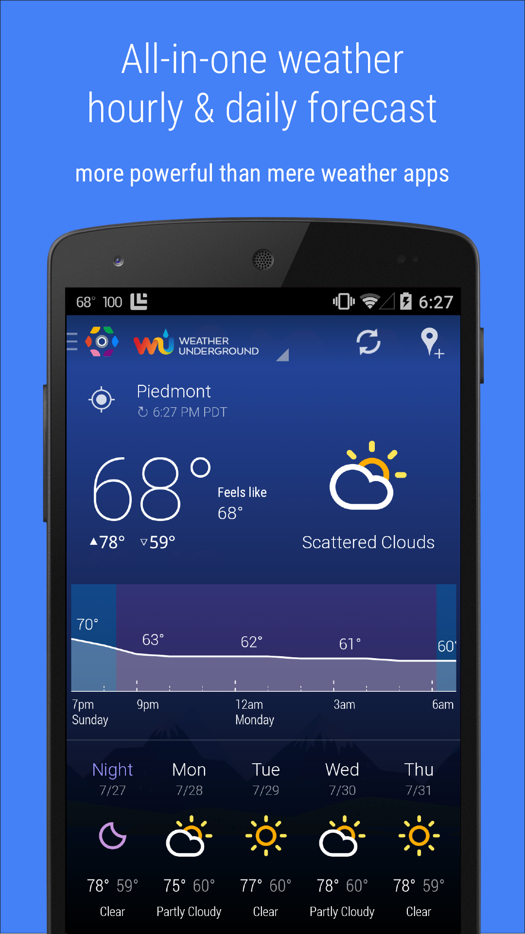 HD Widgets screenshot #5