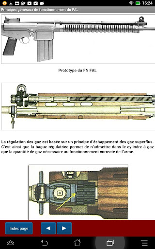 Fusil FN FAL expliqué
