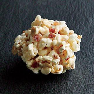 Bacon-Peanut Popcorn Balls
