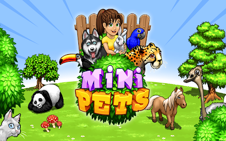Mini Pets 2.0.3 screenshot 48527