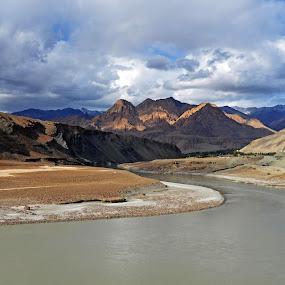 Ladakh by Abhishek Ghosh - Landscapes Mountains & Hills