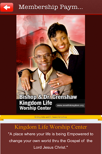 Kingdom Life Worship Center