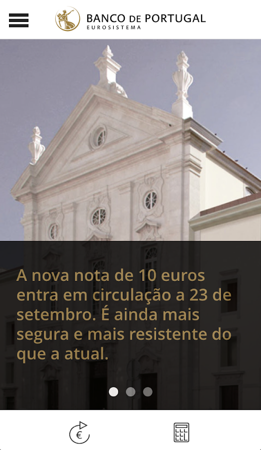 Banco de Portugal– captura de ecrã