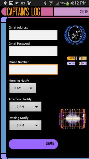 玩通訊App|Captain's Log / Trek Reminders免費|APP試玩