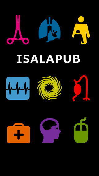 IsalaPub - screenshot