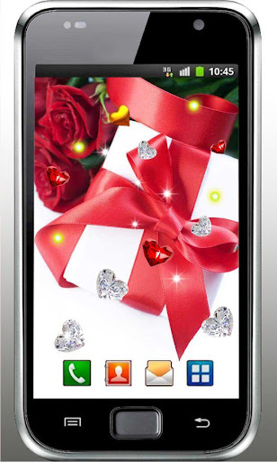 Romantic Gifts live wallpaper