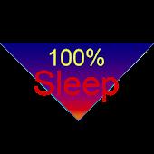 100% SLEEP