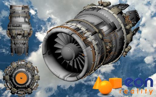 EON AR Engine