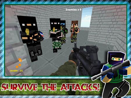 Cube Strike War Encounters C6 screenshot 54314