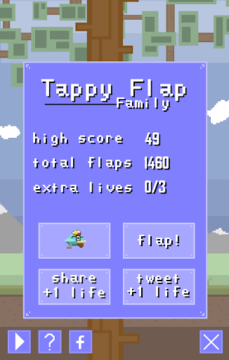 Tappy Flap Family Free