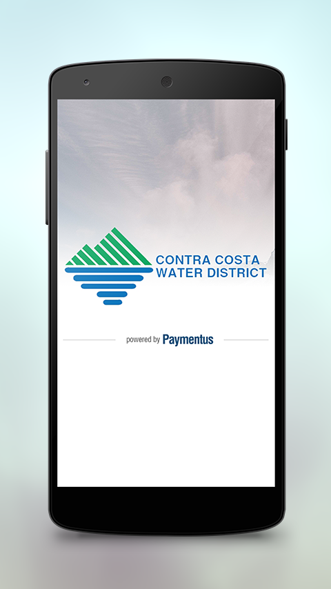 Contra Costa Water District- screenshot