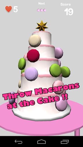 Happy Macaron Tower