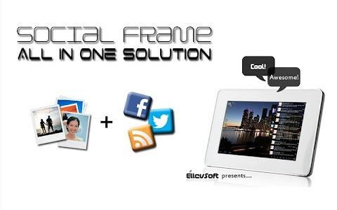 Social Frame HD Free screenshot 7
