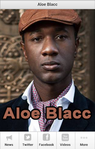 Aloe Blacc - fan