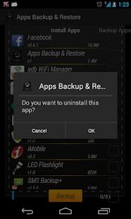 Apps Backup & Restore- screenshot thumbnail