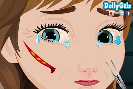 After Injury Frozen Anna - screenshot thumbnail