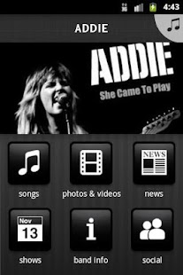 ADDIE - screenshot thumbnail