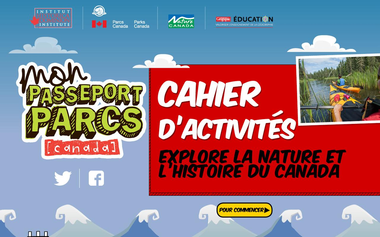Guide Mon Passeport Parcs- screenshot