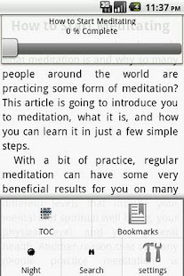 How to Start Meditating - screenshot thumbnail