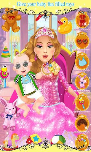 【免費休閒App】Pregnant Princess Gives Birth-APP點子
