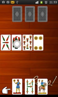 Scopa! Free - screenshot thumbnail