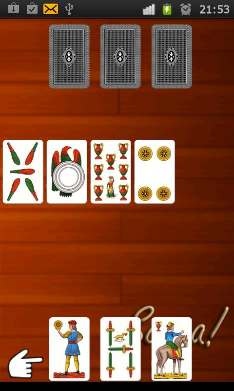 Scopa! Free- screenshot