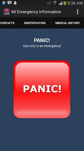 Mi Emergency Information