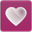 GO Launcher EX Theme Hearts logo