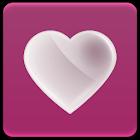 GO Launcher EX Theme Hearts icon